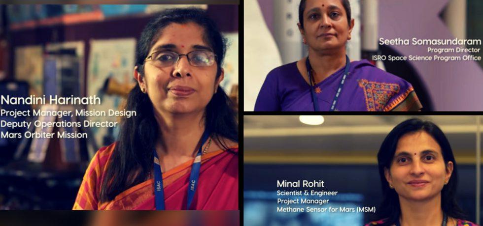 Indian Women In science & Tech